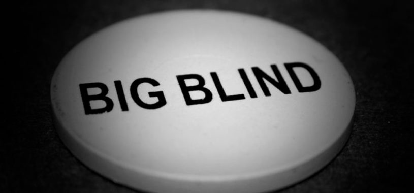 All about the big blind