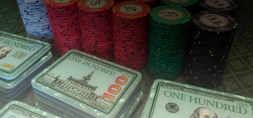 Poker rules for money