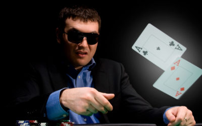 Poker hands in which it is better to make a pass