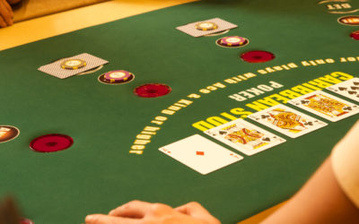 Stud Poker - Game Features