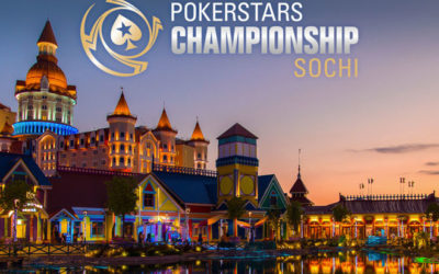 Play for real money thanks to PokerStars Sochi